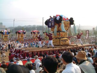 2016年『新居浜太鼓祭り』日程やアクセス方法
