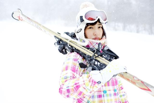 スキー板①