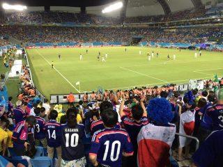 初心者のためのサッカーのルール解説