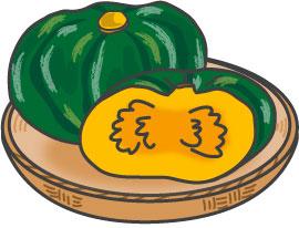 冬至にかぼちゃを食べるのはなぜ?由来は?