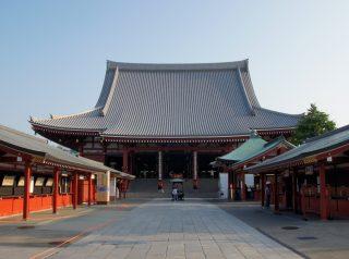 浅草寺の初詣、混雑する時間は?アクセスは?
