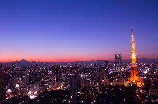東京タワーで初日の出・年末年始の営業時間は?