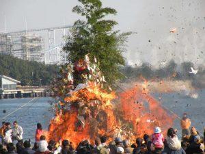 20090117umi-kouen-dondo-yaki