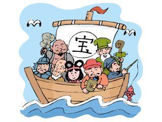 正月の初詣に七福神巡りはいかが?東京のおすすめの三つのコース案内