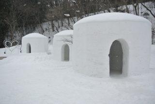 いいやま雪まつりの日程やアクセス方法