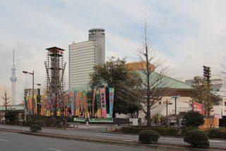2016年11月の下旬にJR両国駅に新施設「-両国- 江戸NOREN」がオープン