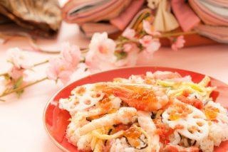 初節句のひな祭りは定番料理や特別な離乳食でお祝いしよう!