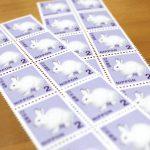 切手が眠っていませんか?ゆうパックなら切手でも送れますよ!