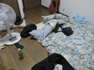 なぜ片付かない?一人暮らしの部屋を片付けるにはどうすればいいのか?