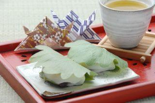子供の日に柏餅を食べる理由は?葉っぱは食べられるの?