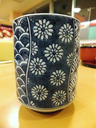 寿司屋でお茶のことを「あがり」という由来や意味についての解説!