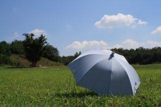 オススメの日傘ランキングの紹介!人気のベスト5はこれだ!