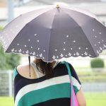 そもそも日傘をさすと紫外線対策になっているのか?効果はあるの?
