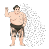 相撲で塩を大量にまく力士は誰?その歴史を追ってみた!