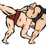 相撲の決まり手でレアなもの10選!多いものランキングを含めて大特集